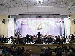 Состоялся концерт, посвященный дню рождения Михаила Носырева