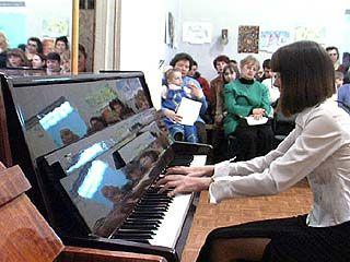 Состоялся концерт учащихся музыкальных школ города Воронежа