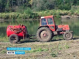 Сотрудники Бутурлиновского лесничества к пожароопасному периоду подготовились заранее