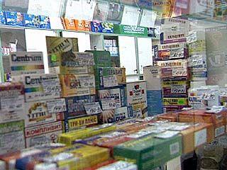 Сотрудники милиции проверяли аптеки Воронежа