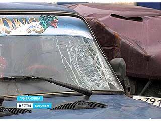 Сотрудники полиции Грибановского района устроили погоню со стрельбой