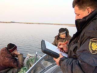 Сотрудники Рыбохраны провели рейд на водоемах Воронежской области