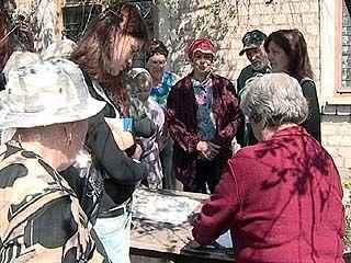 Сотрудники Шинного завода остались не только без работы, но и без воды