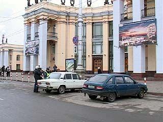 Сотрудники Воронежского ГИБДД ведут борьбу с беспорядочной парковкой