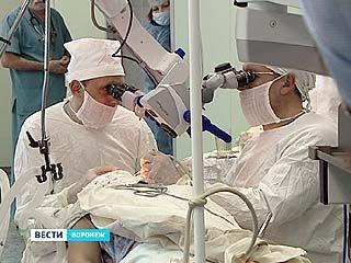 Сотую кохлеaрную имплантацию провели в воронежской областной детской больнице ╧1