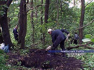 Совместными усилиями поисковики обнаружили останки почти 100 советских солдат