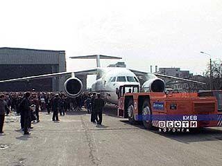 Совместный российско-украинский самолет АН-148 проходит испытания в Заполярье