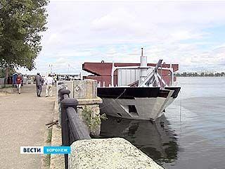 Современная копия петровской Гото Предестинации доставлена в Воронеж