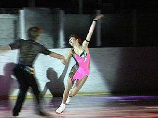 Совсем другое ледовое шоу прошло в Воронеже