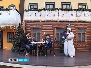 "Совсем скоро в ""Центре Галереи Чижова"" откроется Резиденция Деда Мороза"