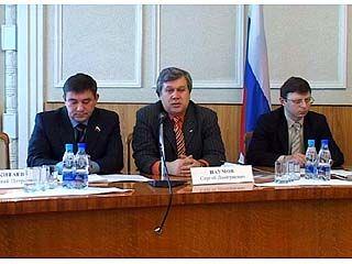 Создание фонда кредитных гарантий обсуждали в Воронеже