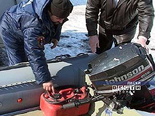 Спасатели готовятся к паводку