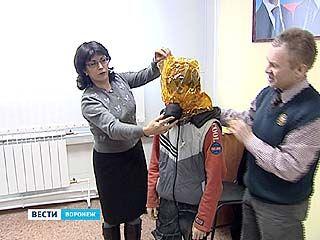 Спасатели провели урок по гражданской обороне для воспитанников школы-интерната ╧1