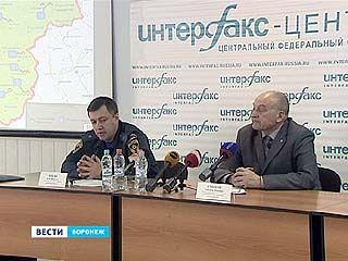 Спасатели Воронежской области готовятся к тушению лесных пожаров