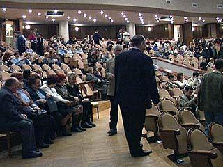 """Спектакль """"Театральный романс"""" неизменно собирает полные залы"""