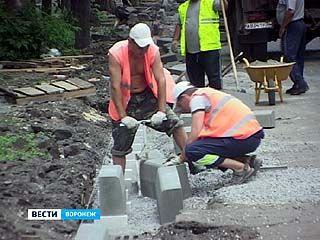 Специалисты Ростехнадзора проверили ход дорожных работ на улицах Воронежа