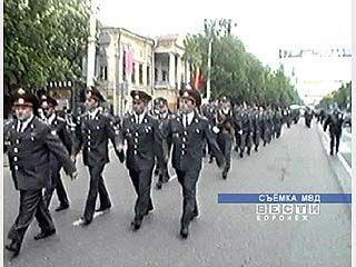 Специализированному батальону МВД - 85 лет
