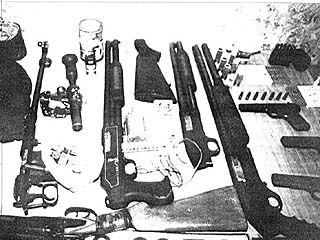 Спецслужбы задержали 7-ых участников преступной группировки