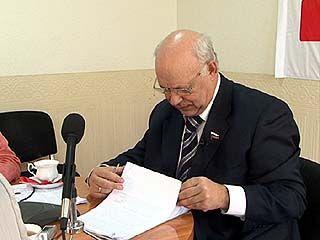 Спикер облдумы Владимир Ключников ответил на вопросы воронежцев