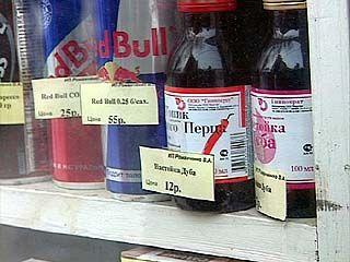 Спиртовые настойки вновь продают на воронежских улицах