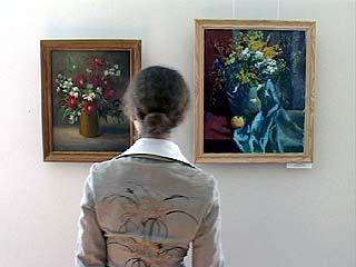Спонтанная выставка прошла в Художественном училище