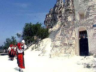 Средневековый город мастеров появился в Лискинском районе