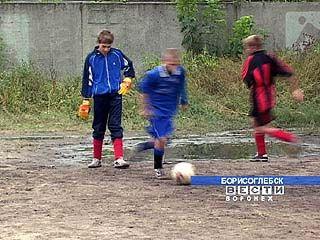 Средств на развитие спорта в Борисоглебске не хватает