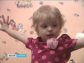 Срочная материальная помощь нужна Насте Ежовой - у маленькой девочки последняя стадия рака