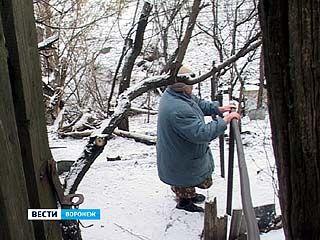 Стали известны предварительные результаты проверки обрушения улицы Красненькой