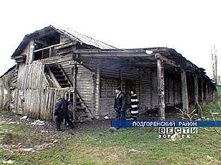 Старому сараю хотят присвоить статус памятника деревянного зодчества