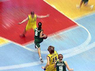 Стартовал турнир среди женских баскетбольных команд