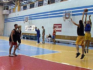 Стартует финальный турнир первенства России по баскетболу среди юношей