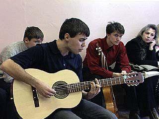Стартует конкурс бардовской песни