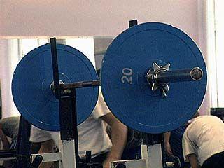 Стартует первенство России по тяжелой атлетике среди юниоров