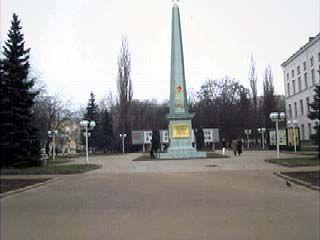 """Стела """"Город воинской славы"""" будет возведена в парке Патриотов"""