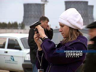 Строители Нововоронежской АЭС- 2 встречали гостей из Москвы
