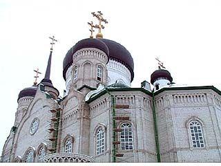 Строительство Благовещенского собора скоро может возобновиться