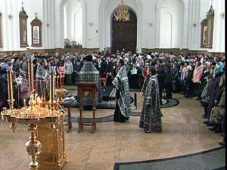 Строительство Благовещенского собора в 2011 году должно быть продолжено
