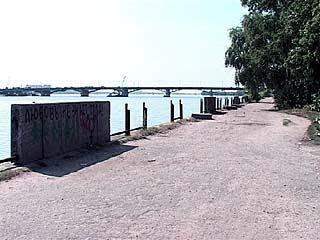 Строительство дороги на набережной Массалитинова начнется уже в июне