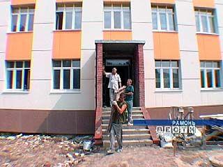 Строительство Рамонской ЦРБ требует дополнительного финансирования