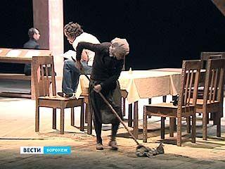 Сцену Воронежского ТЮЗа на несколько дней займёт театральная молодёжь