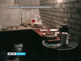 Студент из Воронежа организовал в гараже крупную нарколабораторию