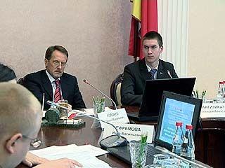 Студент Воронежского технического университета заменил губернатора