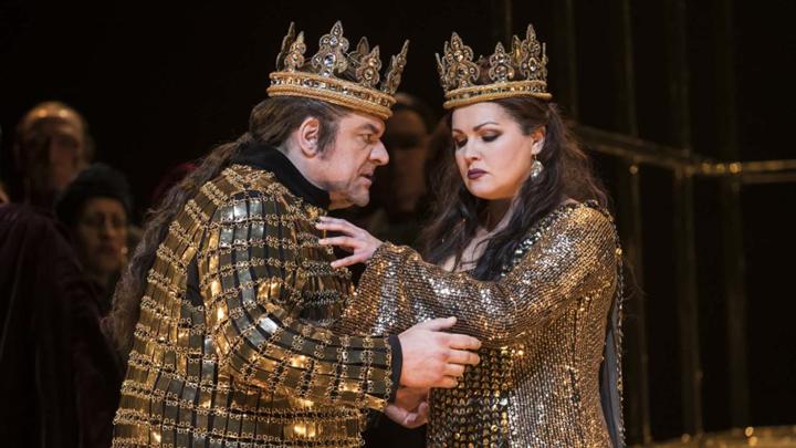 Воронежцы смогут бесплатно попасть на кинопоказ оперы с участием Анны Нетребко