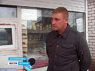 Таксист из Бутурлиновки помог полицейским раскрыть кражу