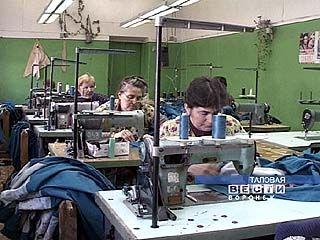 """""""Таловская швейная фабрика"""" на грани закрытия"""