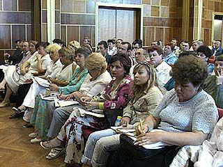 Таловские преподаватели показали 2 интегрированных урока