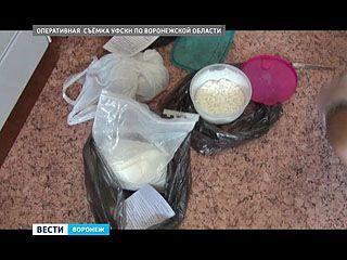 Торговля синтетическими наркотиками в Воронежской области выросла в разы
