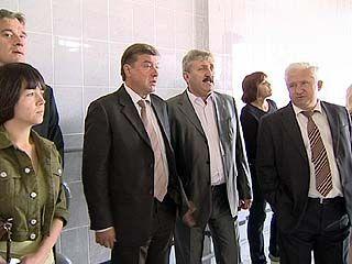 Троллейбусное депо ╧1 открылось в Воронеже после реконструкции
