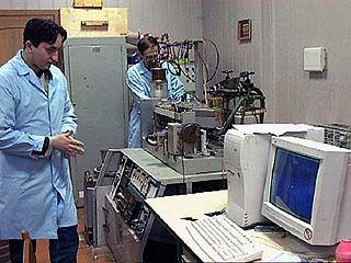 Центр коллективного пользования научным оборудованием существует 4 года